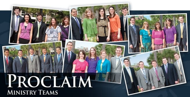 Proclaim teams focus on serving 183 news amp events 183 pensacola
