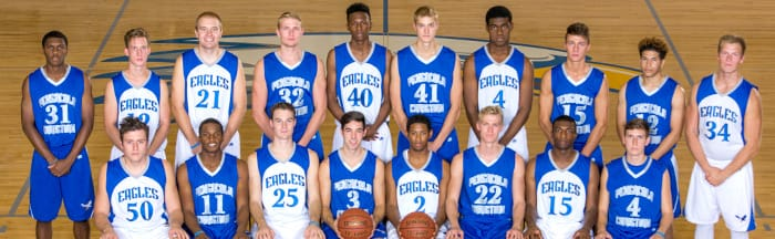 Eagles Basketball 2016-2017