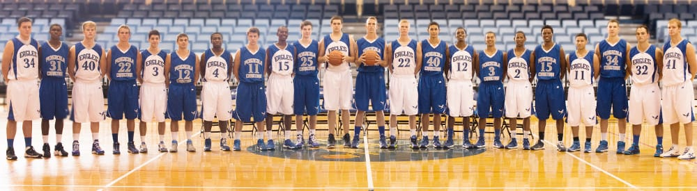 Eagles Basketball 2014–2015