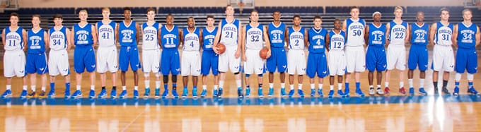 Eagles Basketball 2015-2016